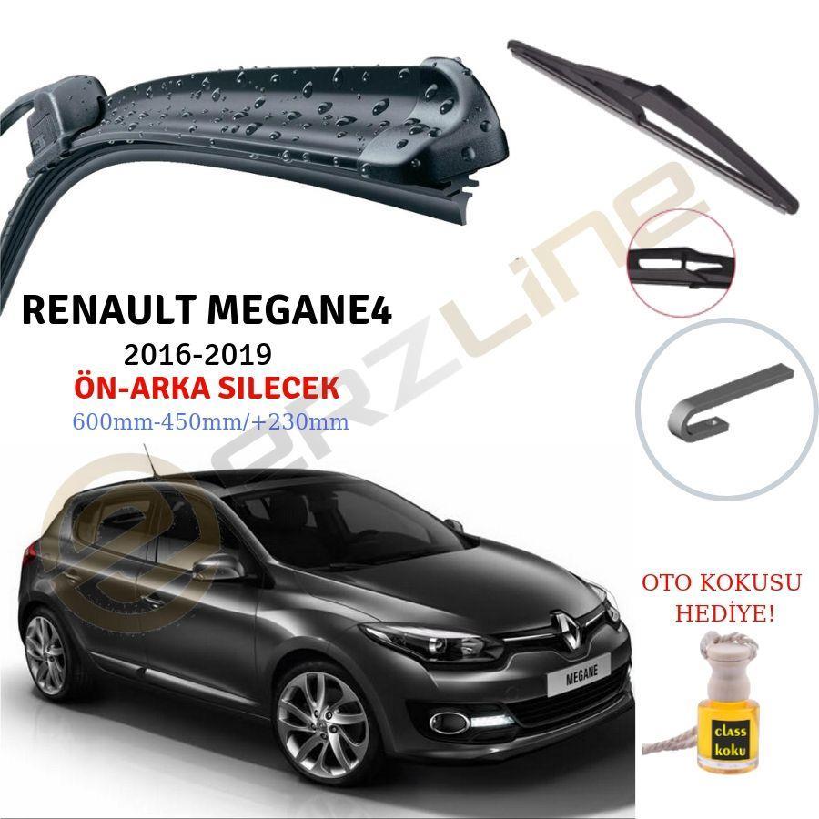 Erzline Renault Megane 4 Hb On Arka Silecek Seti 2016 2019 Classotoaksesuar