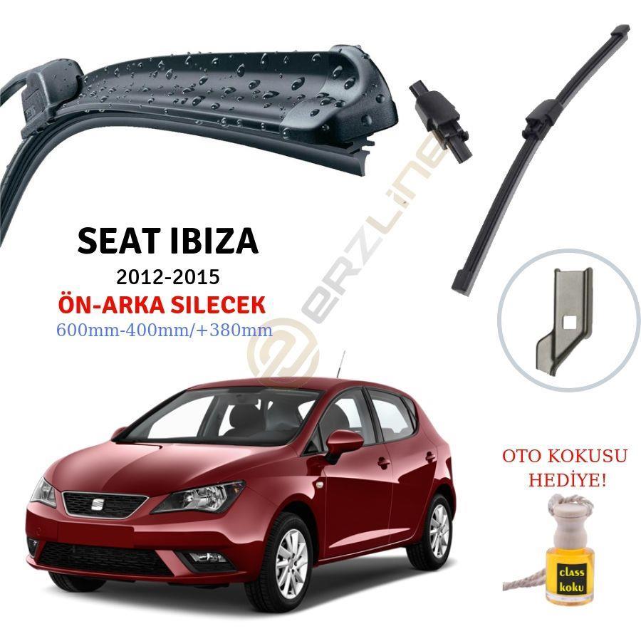 Erzline Seat Ibiza On Arka Silecek Seti 2012 2015 Classotoaksesuar